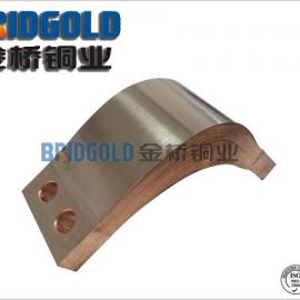 厂家热销 大电流铜箔软连接 电力设备铜箔软连接 规格齐全