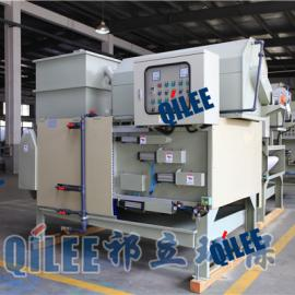 QTB-750化学水处理设备污泥设备带式压滤机