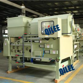 QTB-1250生活污水/污泥处理设备带式污泥脱水机