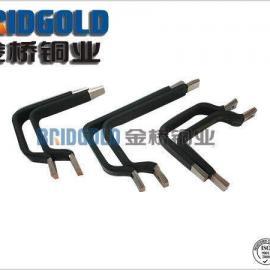 低价供应铜箔软连接1600mm T2紫铜 载流量大