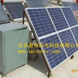 北京昌平家用小型太阳能发电系统