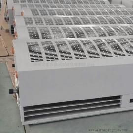 专业生产冷热水型贯流式风幕机