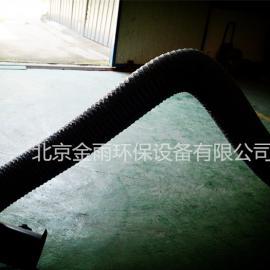 焊烟柔性臂、吸气臂北京金雨专业制造商