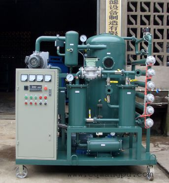 ZJA高压绝缘油双级真空净油机