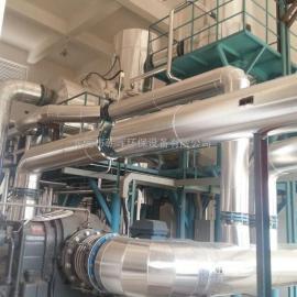东莞化工管道铝皮岩棉保温工程