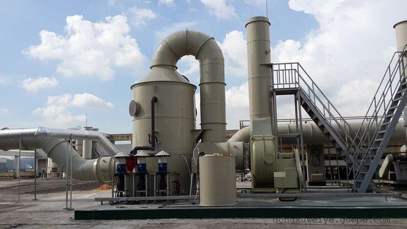 酸碱废气塔