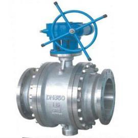 Q347F/PPL蜗轮固定球阀