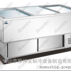 海鲜柜 雅绅宝商用冷柜 海鲜柜制冷 海鲜保鲜柜