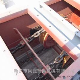 铸石埋刮板输送机