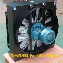 ELB-9-A3风力发电机组齿轮箱润滑油冷却器