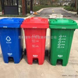 垃圾分类栏-街道垃圾分类工程-小区分类垃圾桶供应厂家