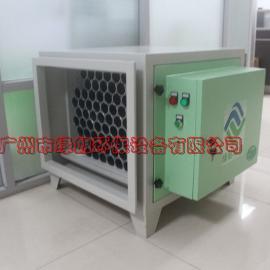 高压静电油烟净化/蜂窝电场油烟净化器