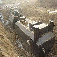 山西FJ地埋式一体化污水处理设备【水质好,运行稳定】