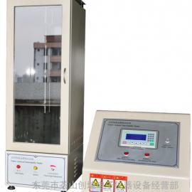 东莞创域CY-5903纺织品垂直燃烧试验机