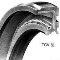 日本NOK油封 TCV耐中压骨架油封NBR材质