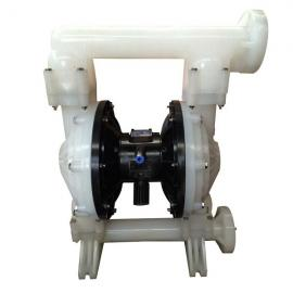 QBY工程塑料气动隔膜泵PP材质气动隔膜泵隔膜泵厂家QBY