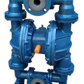 威王:QBY衬氟气动隔膜泵