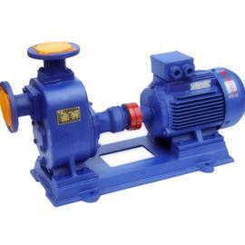 ZW300-18 单泵-无堵塞自吸式排污泵/自吸污水泵/自吸杂质泵
