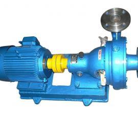 PW、PWF型单级不锈钢耐腐蚀离心污水泵/排污泵