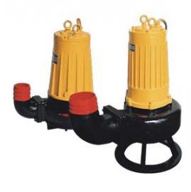 威王AS、AV型撕裂式潜水排污泵