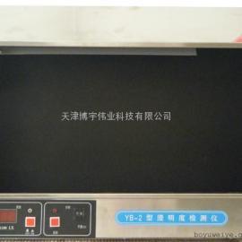 不锈钢澄明度检测仪