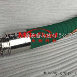 耐腐蚀软管,进口耐酸碱软管,卡箍式进口耐酸碱软管