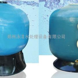游泳池水处理沙缸 泳池高速沙缸过滤器生产厂家批发