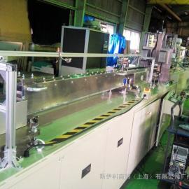 日本原产陶瓷膜基体挤出成型生产线-宫崎铁工MIYAZAKI