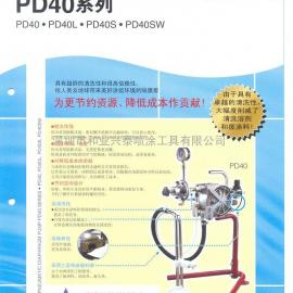 日本ASAHI旭灿纳克隔膜泵-PD-40气动隔膜泵