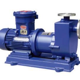 威王ZCQ型自吸磁力泵|不�P�自吸式磁力泵