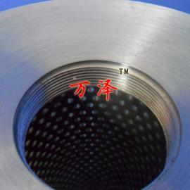 旋拧式内螺纹端盖粉尘滤筒 聚酯纤维滤芯滤筒厂家