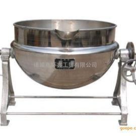 熟食蒸煮锅,夹层锅