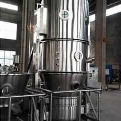 供应速溶食品干燥设备-冲剂一步制粒机-保健品沸腾制粒干燥机