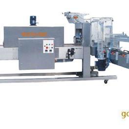 袖筒式HW-800GH全自动高速叠加型热收缩机