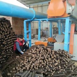 秸秆成型机 稻壳秸秆木炭机 秸秆木炭机 制棒机