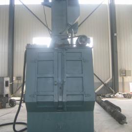 惠州现货324/326系列履带抛丸机厂家直销除锈去污专用抛丸机