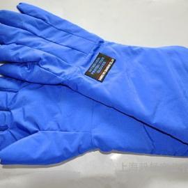 耐低温防液氮手套特点
