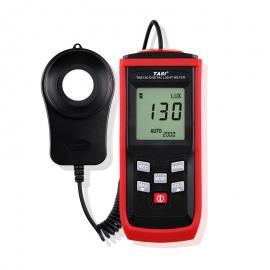特安斯TASI数字式测光仪 数字照度计TA8130数字光照度计