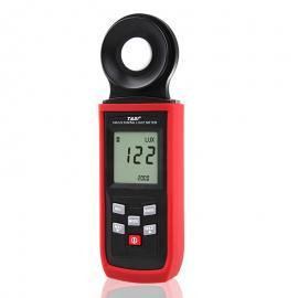 特安斯TASI 手持照度计 大量程照度计TA8122数字光照度计