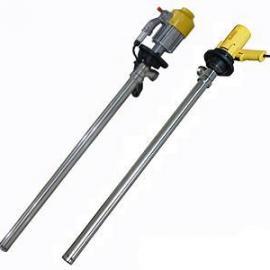 威王:SB型电动抽液泵┃电动油桶泵