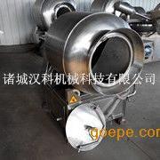 汉科供应GR-100型小型实验室专用不锈钢肉类真空滚揉机