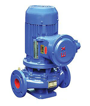威王:YG型立式管道离心防爆油泵