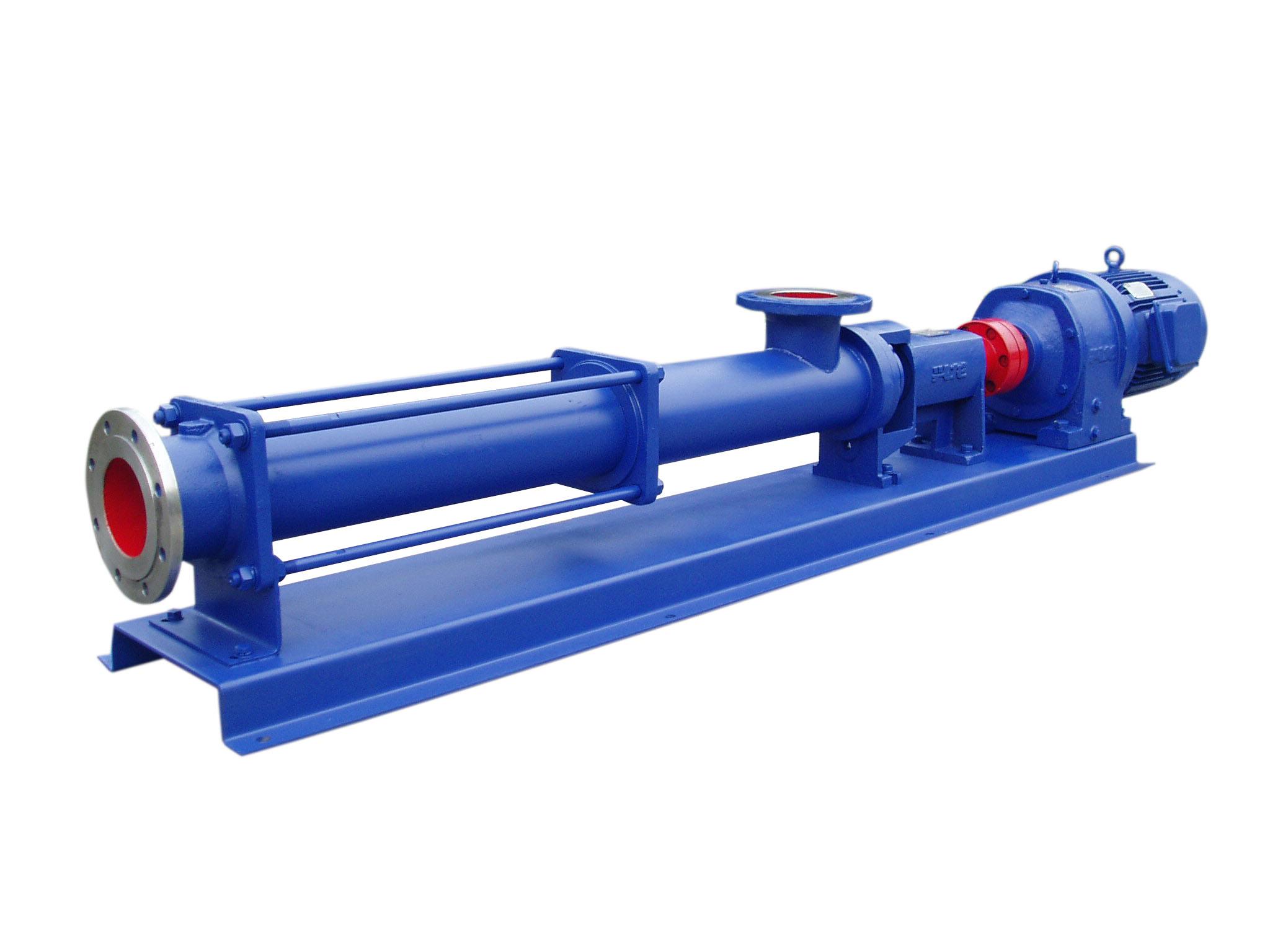 螺杆泵,单螺杆泵,污泥螺杆泵,不锈钢螺杆泵,污水处理螺杆泵