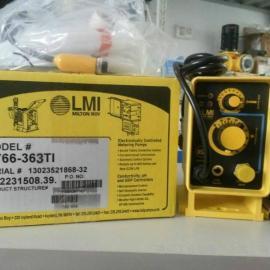 米顿罗B916-297电磁计量泵自动流量调节