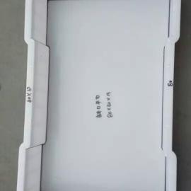 矩形排水沟盖板塑料模具,边沟盖板模具型号