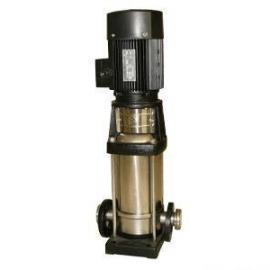 威王:QDLF系列轻型不锈钢立式多级管道泵