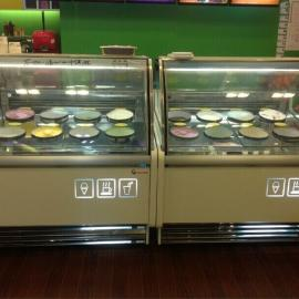 立式弧形敞开式蛋糕柜