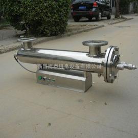 江苏昆山徐州6吨手动清洗紫外线杀菌器/紫外线杀菌器生产厂家