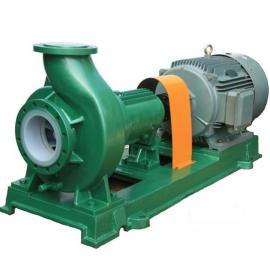 威王:IHF型氟塑料化工泵