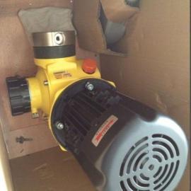 米顿罗GB0700PP1MNN机械隔膜计量泵
